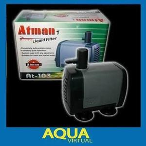 Bomba agua atman clasf for Bomba cascada agua