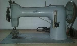 Máquina de coser industrial alemana