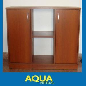 Mueble peceras clasf for Mueble para acuario
