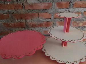 Posa torta y cupcskes nuevos