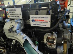 Repuestos motor de camiones nacionales e importados