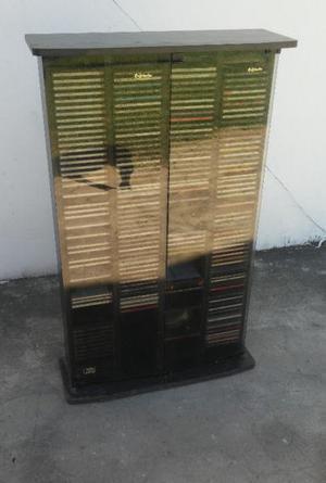 Colección cds orig. musica clasica y otros con mueble.