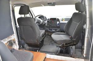 Fiat ducato 2.3 maxicargo motorhome utilitario