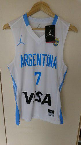 Camiseta de la selección argentina original!! marca jordan