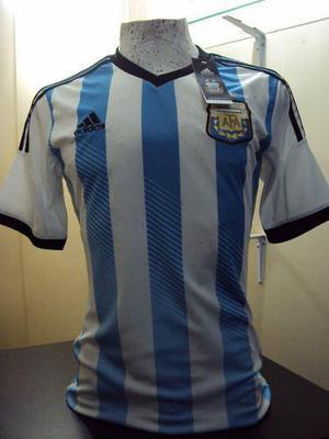 Camiseta seleccion argentina 2014 original todos los talles 05ef5724085