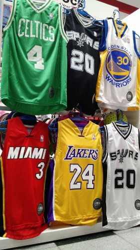 Camisetas de basquet nba varios equipos - todo deportes en Argentina ... 7112d176b4e31