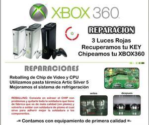 Decosleo* servicio tecnico ps2 ps3 ps4 xbox wii reballing