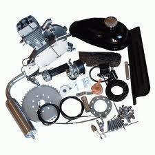 Motor para bicicleta 48cc kit completo p/ armar tu bicimoto