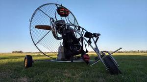 Paratrike motor corsair m25i, chasis de acero inoxidable...