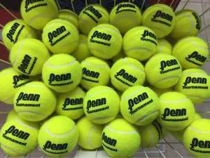 Pelota tenis penn tournament bolsa por 50 unidades!