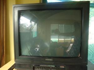 Televisor a color 21 toshiba