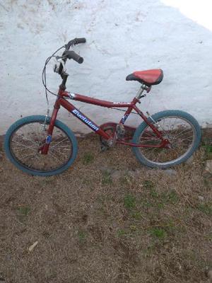 Bicicleta niño, rodado 20, sin cambios $ 2500