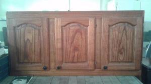 Alacena puertas madera anuncios mayo clasf for Alacena madera maciza