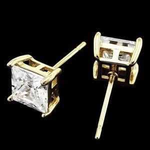 136e1e3ffb84 Arito hombre masculino oro 18k zirconia corona cristal mujer