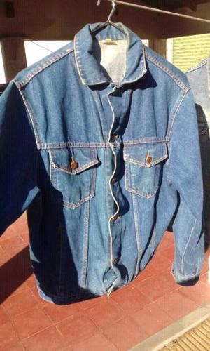 Campera de jean unisex gros talle s