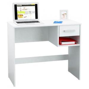 Escritorio oficina mesa p/pc con estante y cajon imperdible!
