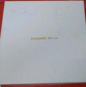 Huawei p9 lite libre negro nuevo