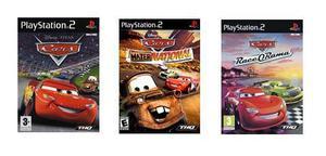 Infantiles 3 - juegos ps2
