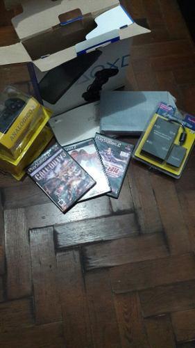 Playstation 2 ps2/original no reacondicionada!!