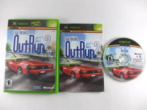 Vgl - out run 2 - xbox