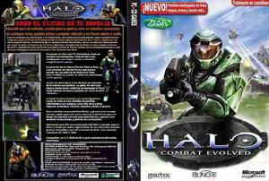 Halo xbox (1 generacion)