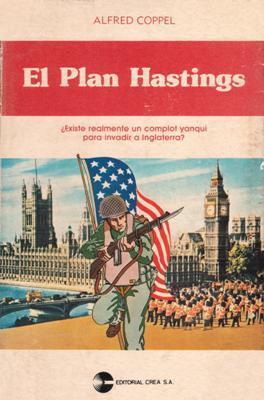 Liquidacion de libros: el plan hastings, de alfred coppel