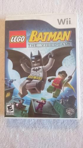 Lego Batman The Videogame Wii