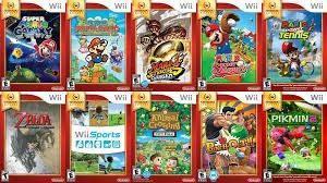 Lote 10 juegos originales wii se incluye un mario y wiisport