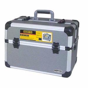Maletín de aluminio porta herramientas tipo fuelle -