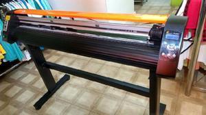 Plotter de corte moritzu mod:1350e 1,20 cm de ancho