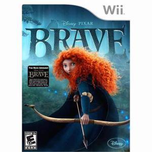 Wii disney brave