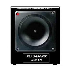 Erradicador ultrasonico murcielagos m&t-102 plagasonix te.: