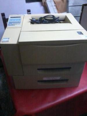 Impresora epson epl-n1600 laser monocromatica