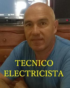 Electricista técnico... urgencias, emergencias, todos los