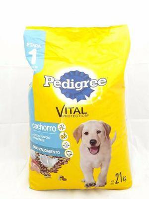 Pedigree cachorro 21 kg perros envíos gratis