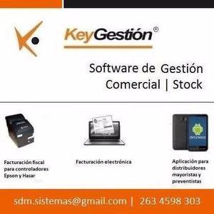 Software de facturación y stock