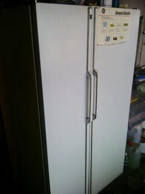 Venta de heladera general electric dos puertas no frost