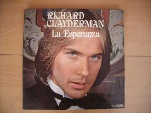 Vinilo lp richard clayderman