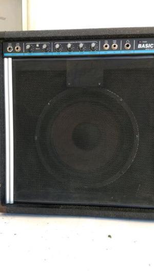 Amplificador de bajo peavey basic 60 usa