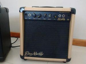 Amplificador de guitarra dean marckley dh20
