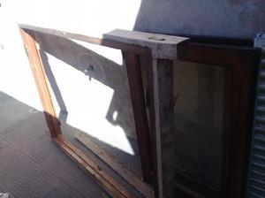 Ventana madera persiana anuncios enero clasf for Fabrica de ventanas de madera en buenos aires