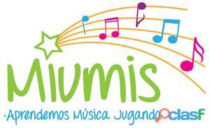 Juegos didacticos para aprender musica