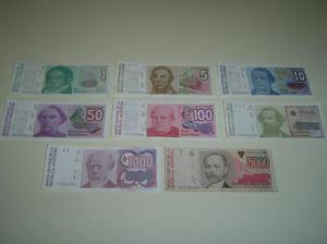Serie de billetes argentinos