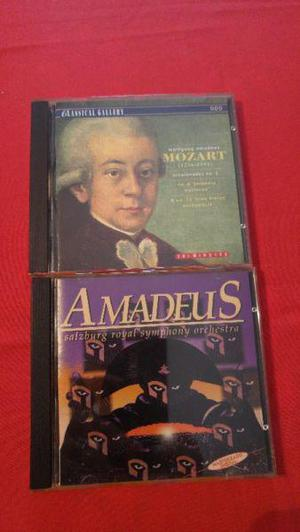 2 cd amadeus banda sonora original de la película 1993 y