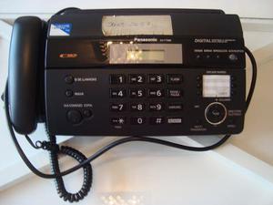 Fax panasonic kx-ft988 ag contestador