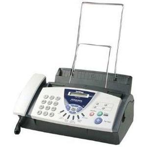 Fax personal con teléfono y fotocopiadora brother fax-575