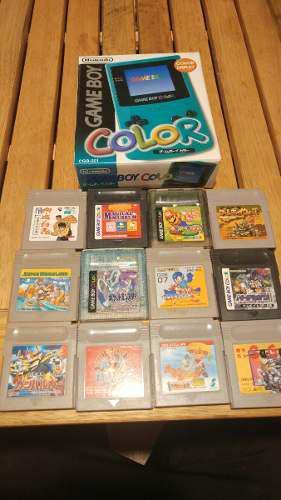 Game boy color completa