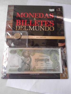 Monedas y billetes del mundo