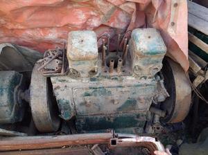 Moto generador trifásico de 62b amp