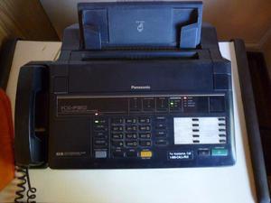 Telefono fax panasonic kx f50,inc mesa